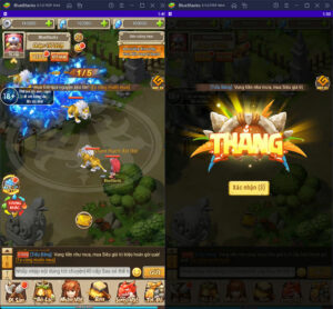 Trải nghiệm game thổ dân vui nhộn Bộ Lạc H5 trên PC với BlueStacks
