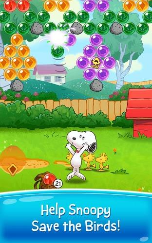 Play Snoopy Pop on PC 2