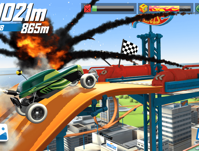 Play Hot Wheels: Race Off on PC 8