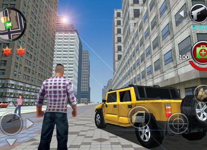 เล่น Grand Gangsters 3D on PC 11
