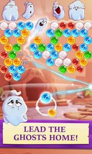 Chơi Bubble Witch 3 Saga on PC 4