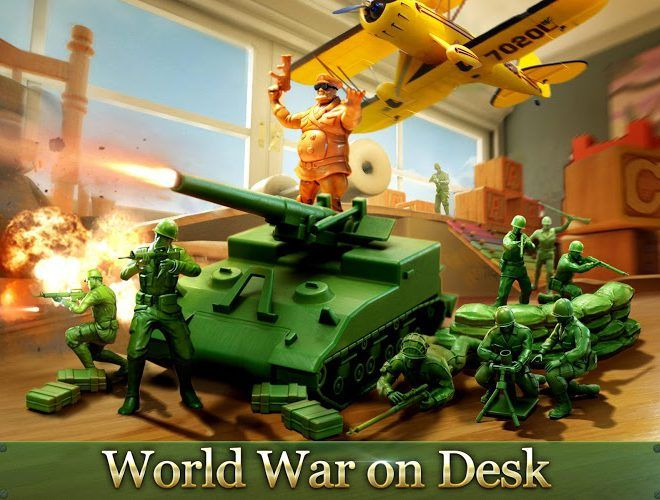 Play Army Men Strike on PC 7