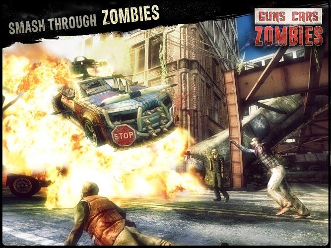 Играй Guns, Cars, Zombies На ПК 12