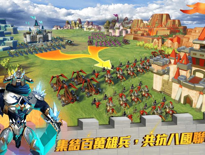 暢玩 Lords Mobile PC版 11