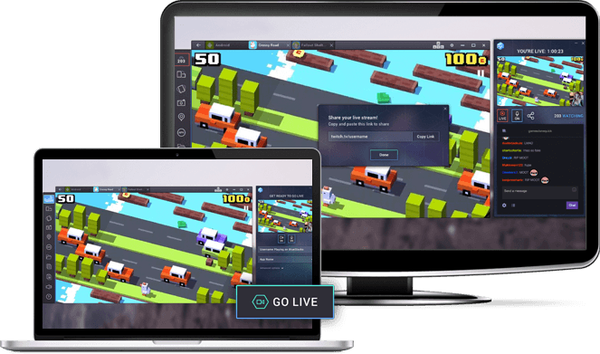 Stream Mobile Games on Twitch with BlueStacks TV
