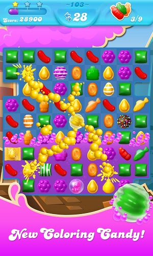 Chơi Candy Crush Soda Saga on pc 4