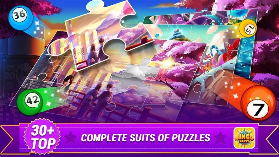 Play Bingo Party – Crazy Bingo Tour on PC 5