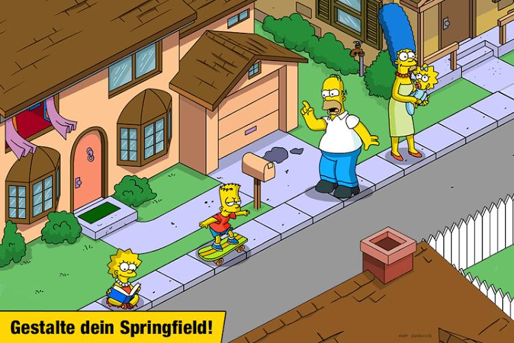Spiele Die Simpsons™ Springfield für PC 8