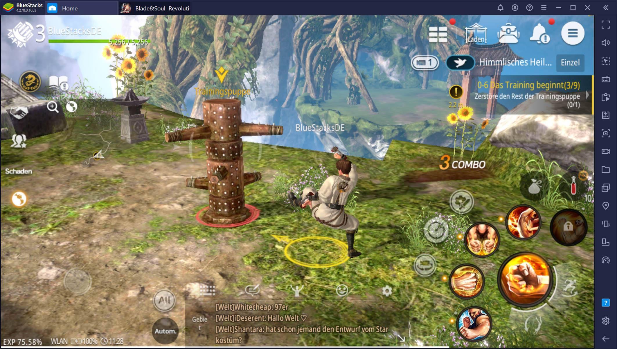 Blade&Soul Revolution auf dem PC – Die besten Tipps und Tricks für den Kampf