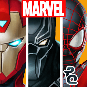 Play Marvel Puzzle Quest on PC 1