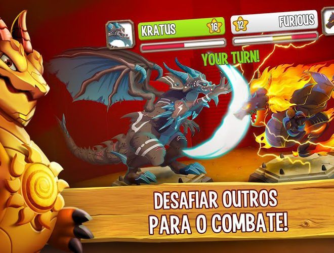 Jogue Dragon City para PC 12