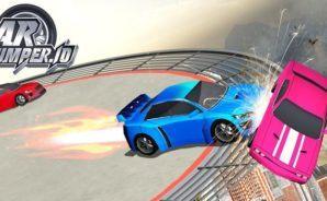 Car Bumper.io: Roof Battle