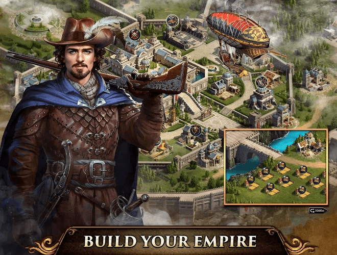 Play Guns of Glory on PC 4
