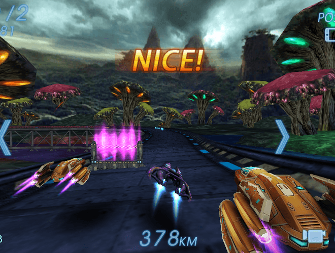 Chơi Space Racing 3D – Star Race on PC 14