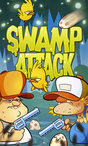 games like swamp attack