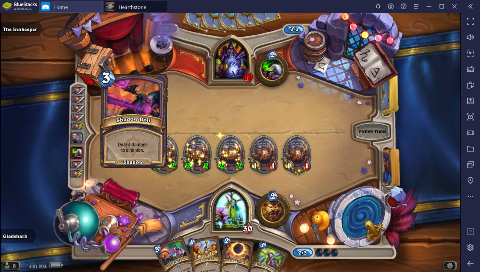 BlueStacks' Beginners Guide to Playing Hearthstone