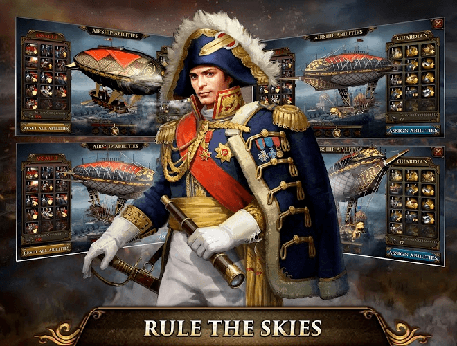 Play Guns of Glory on PC 3