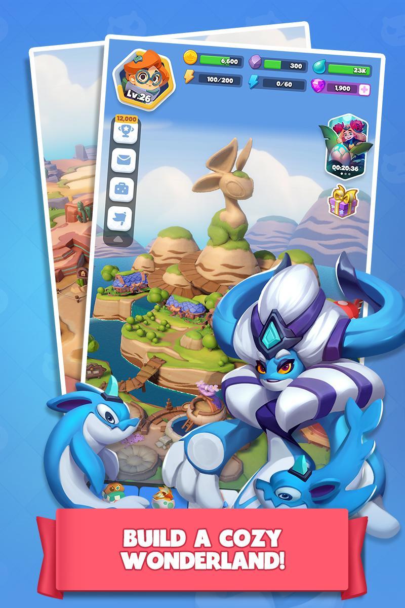 Puzzle Eudemon Tales
