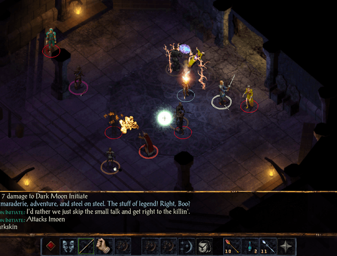 Play Baldur's Gate on PC 8
