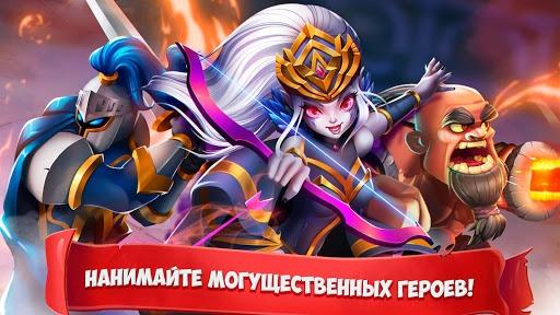 Играй Epic Summoners: Battle Hero Warriors — Action RPG На ПК 9