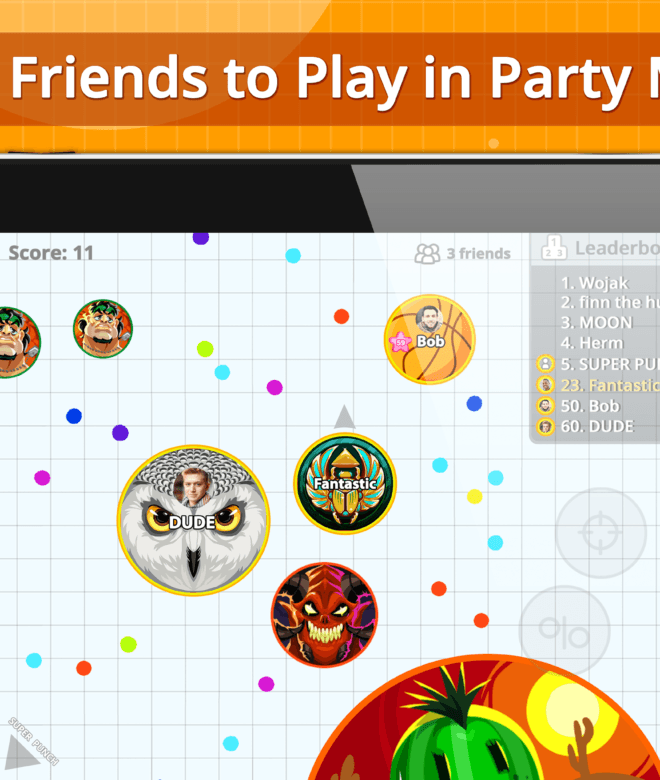Agar.io İndirin ve PC'de Oynayın 16