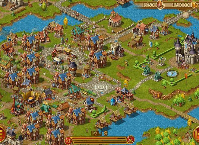 เล่น Townsmen – เกมกลยุทธ์ on PC 2
