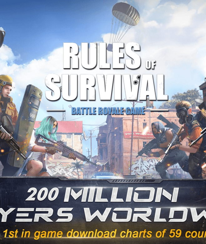 Play Rules of Survival on PC 5