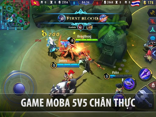 Chơi Mobile Legends: Bang bang on PC 8