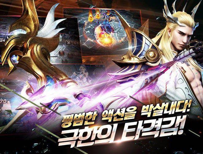즐겨보세요 Crasher: the god of battle on PC 16