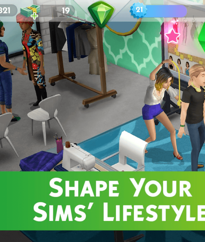 Play The Sims Mobile on PC 11