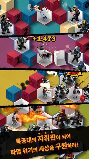 즐겨보세요 좀비 스위퍼 – 지뢰찾기 액션 퍼즐 on PC 5