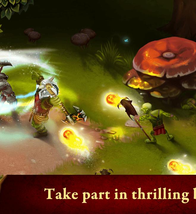 Guild of Heroes İndirin ve PC'de Oynayın 9