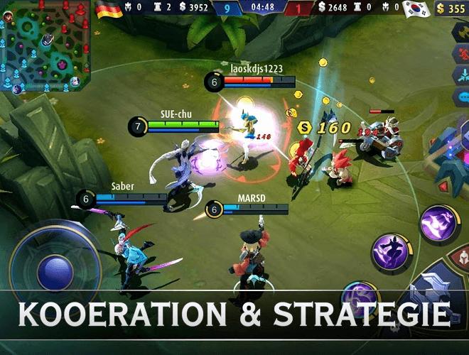 Spiele Mobile Legends: Bang bang auf PC 11