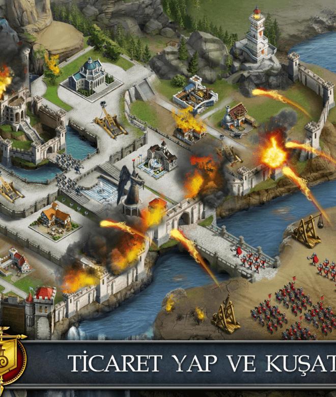 Gods and Glory: War for the Throne İndirin ve PC'de Oynayın 9
