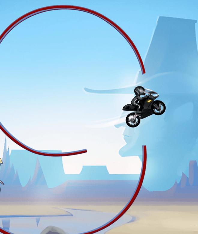 Играй Bike Race На ПК 21