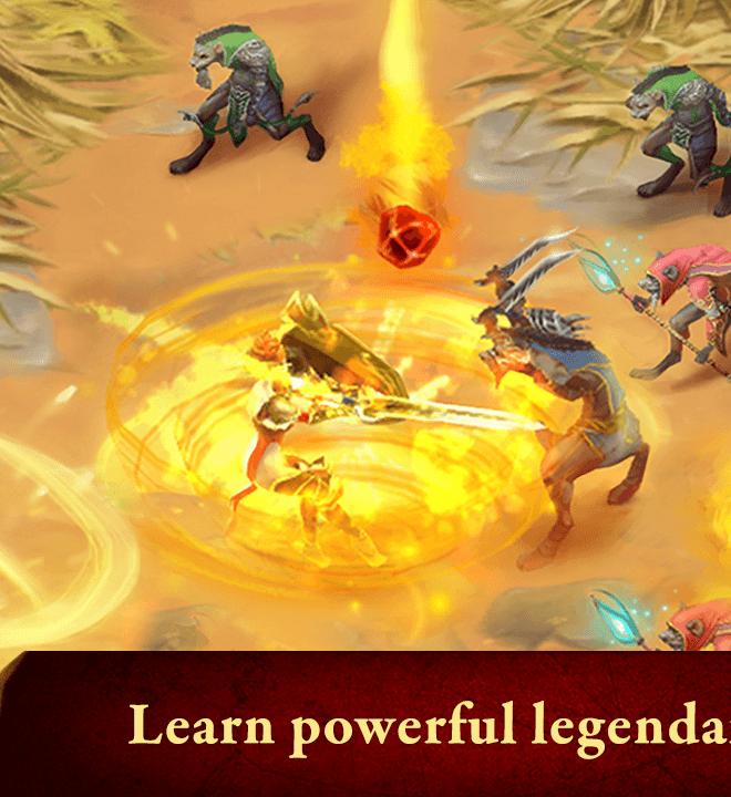 Guild of Heroes İndirin ve PC'de Oynayın 16