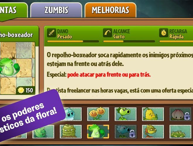 Jogue Plants vs Zombies 2 para PC 16