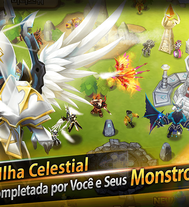 Jogue Summoners War Sky Arena para PC 9
