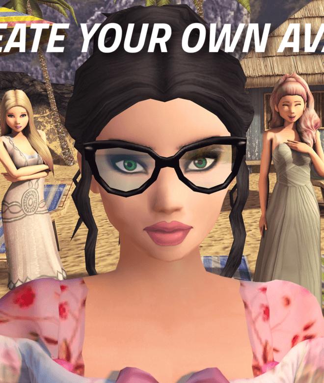 Jogue Avakin Life – 3D virtual world para PC 2