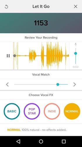 Spielen Sing! Karaoke by Smule on PC 16