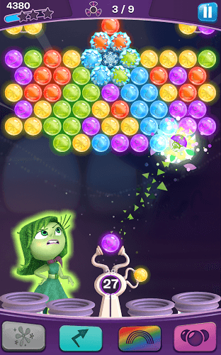 Играй Inside Out Tought Bubble На ПК 22