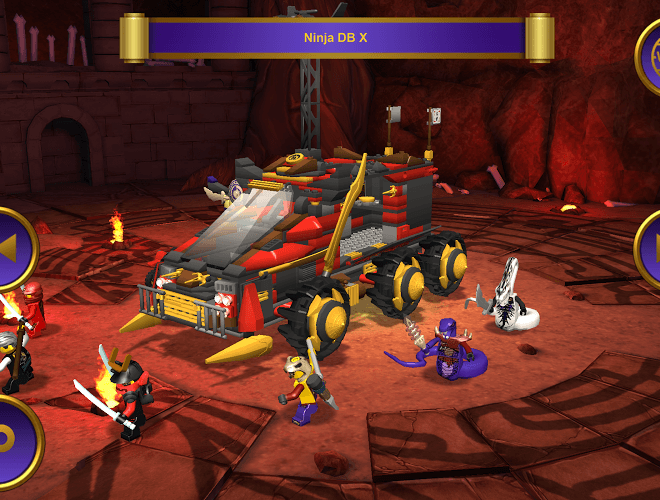 Play Lego Ninjago Tournament on pc 1