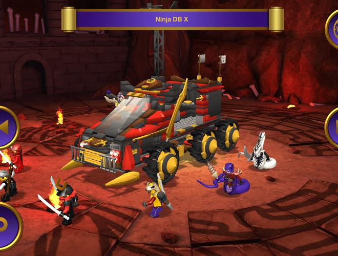Play Lego Ninjago Tournament on PC 1