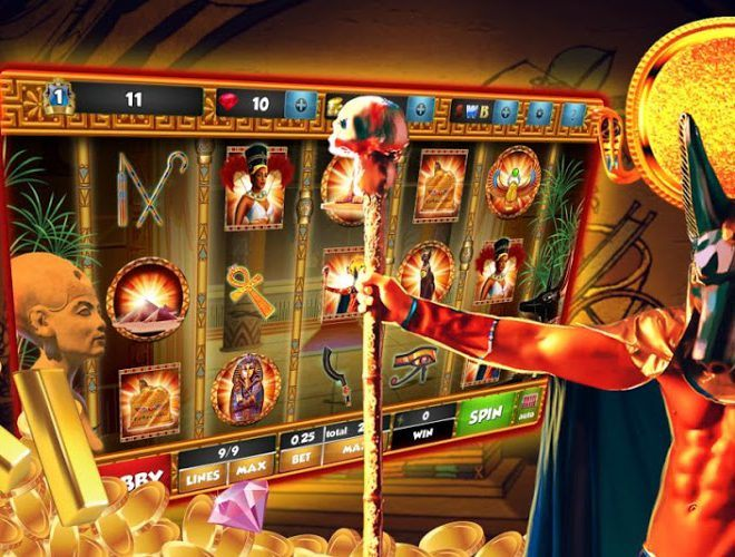 Play Egyptian Slots on pc 3