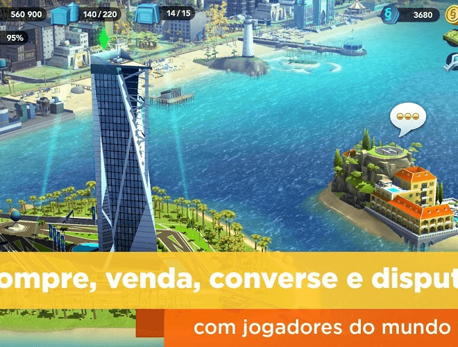 Jogue SimCity BuildIt para PC 5