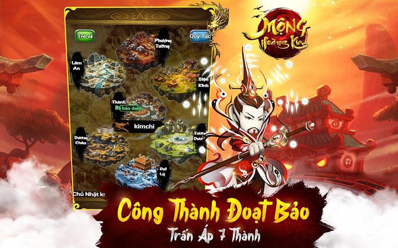 Chơi Mộng Hoàng Kim on PC 13