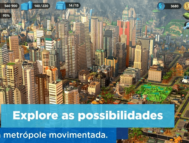 Jogue SimCity BuildIt para PC 7