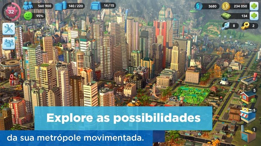 Jogue SimCity BuildIt para PC 7