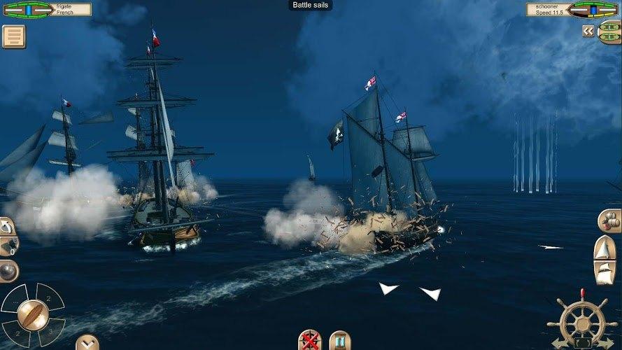 Играй The Pirate: Caribbean Hunt На ПК 12