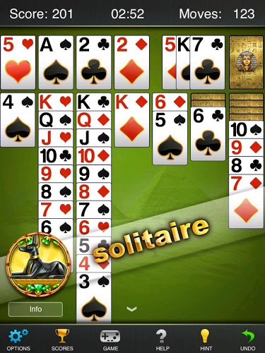 Play Solitaire: Pharaoh on PC 9